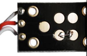 модификация rf-603 — перемычка