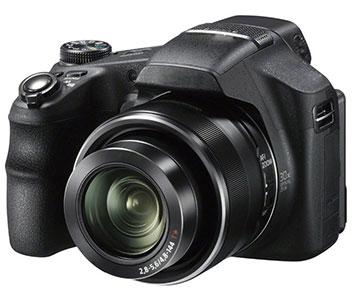 Самые популярные фотокамеры на Flickr
