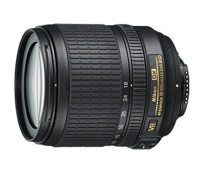 Маркировка объективов: Nikon